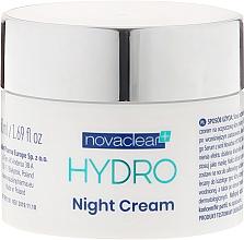 Profumi e cosmetici Crema-maschera idratante, da notte - Novaclear Hydro Night Cream