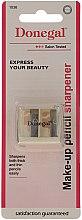 Profumi e cosmetici Temperamatite doppio, 1036, bianco - Donegal