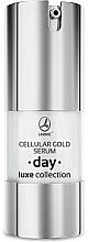 Profumi e cosmetici Siero da giorno - Lambre Luxe Collection Cellular Gold