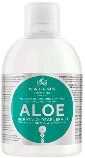Shampoo idratante all'aloe vera - Kallos Cosmetics Aloe Vera Full Repair Shampoo