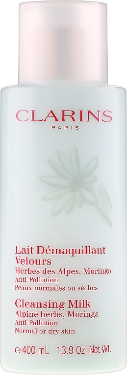 Latte detergente viso - Clarins Anti-Pollution Cleansing Milk