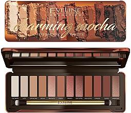 Profumi e cosmetici Palette ombretti - Eveline Cosmetics Charming Mocha Eyeshadow