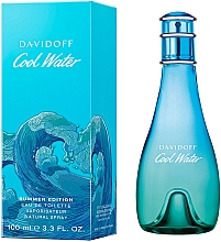 Profumi e cosmetici Davidoff Cool Water Woman Summer 2019 - Eau de toilette