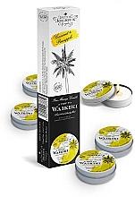 Profumi e cosmetici Set candele da massaggio - Petits JouJoux Mini A Trip To Waikiki