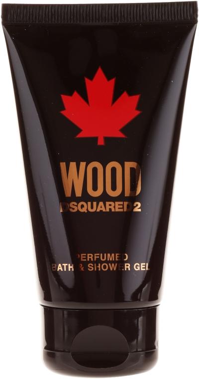 Dsquared2 Wood Pour Homme - Set (edt/50ml + sh/gel/50ml + ash/b/50ml) — foto N3