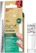 Profumi e cosmetici Indurente per unghie - Eveline Cosmetics Nail Therapy Bio Power