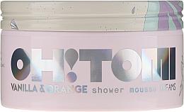 Profumi e cosmetici Doccia mousse - Oh!Tomi Dreams Vanilla Orange Shower Mousse