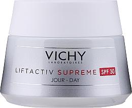 Profumi e cosmetici Crema rassodante antirughe SPF 30 - Vichy Liftactiv Supreme Intensive Anti-Wrinkle Day Cream SPF30