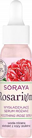 Siero levigante - Soraya Rosarium A Smoothing Rose Serum