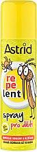 Profumi e cosmetici Spray antizanzare per bambini - Astrid Repelent Spray