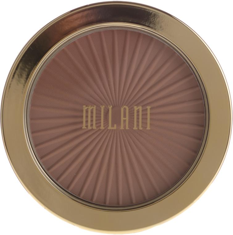 Bronzer viso - Milani Silky Matte Bronzing Powder