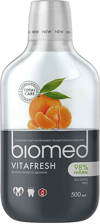 "Collutorio antibatterico ""Citrus"" - Biomed Citrus Fresh Mouthwash"