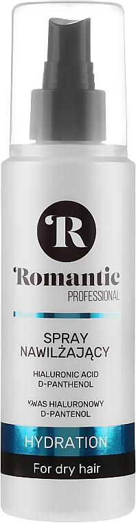 Spray idratante per capelli - Romantic Professional