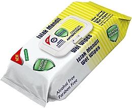 Profumi e cosmetici Salviettine detergenti - Detox Detox Anti Bacterial Wipes Pine