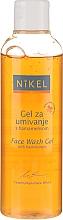 Profumi e cosmetici Gel detergente viso - Nikel Face Wash Gel with Hamamelis