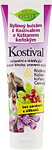 Profumi e cosmetici Balsamo piedi - Bione Cosmetics Cannabis Kostival Herbal Ointment with Horse Chestnut