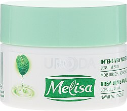 Profumi e cosmetici Crema viso idratante - Uroda Melisa Face Cream
