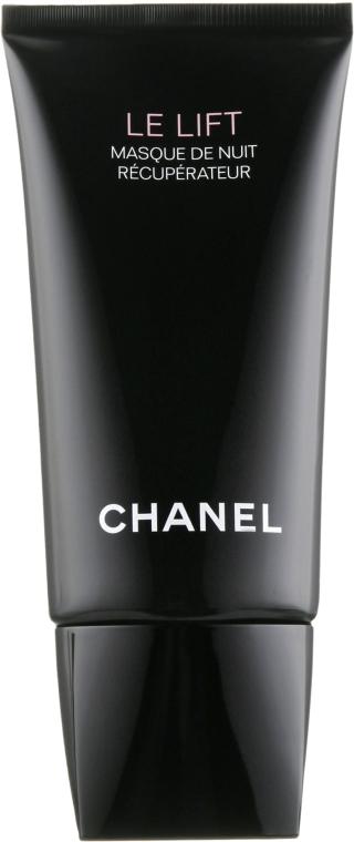 Maschera viso rassodante, da notte - Chanel Le Lift Firming Anti Wrinkle Skin-Recovery Sleep Mask — foto N2