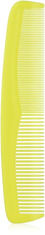 Pettine per capelli 60212, giallo - Top Choice Colours — foto N1