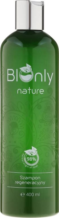 Shampoo capelli rigenerante - BIOnly Nature Regenerating Shampoo