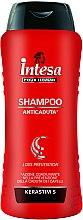 Profumi e cosmetici Shampoo anticaduta - Intesa Classic Black Shampoo Loss Prevention