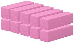 Profumi e cosmetici Buffer a quattro lati, rosa, 10 pezzi - Tools For Beauty