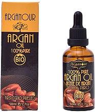 Profumi e cosmetici Olio di argan - Arganour 100% Pure Argan Oil