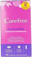 Profumi e cosmetici Assorbenti igienici, 36 pz. - Carefree Plus Large Maxi