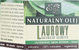 Profumi e cosmetici Olio naturale di alloro - Etja Natural Oil
