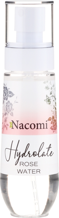 Idrolato di rose - Nacomi Hydrolate Rose Water