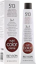 Profumi e cosmetici Maschera ravviva colore - Revlon Professional Nutri Color Creme 3 in 1