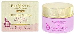 Profumi e cosmetici Crema contorno occhi - Frais Monde Pro Bio-Age Eye Cream