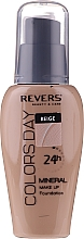 Profumi e cosmetici Fondotinta in crema - Revers Mineral Foundation Colors Day