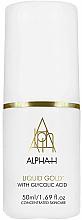 Profumi e cosmetici Siero viso all'acido glicolico - Alpha-H Liquid Gold Face Firming & Brightening Serum