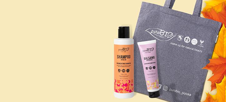 Ricevi in regalo una borsa-shopper, acquistando prodotti PuroBio Cosmetics da 18 €