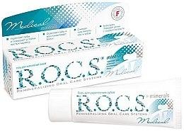 Profumi e cosmetici Gel rimineralizzante per denti - R.O.C.S. Medical Minerals