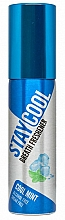 Profumi e cosmetici Spray rinfrescante per l'alito al gusto di menta - Stay Cool Breath Fresheners Cool Mint
