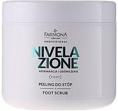 Profumi e cosmetici Peeling per talloni - Farmona Professional Nivelazione