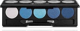 Profumi e cosmetici Ombretto occhi - Flormar True Color Palette
