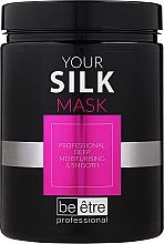 Profumi e cosmetici Maschera per capelli secchi - Beetre Your Silk Mask