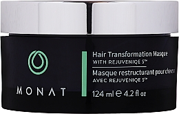 Profumi e cosmetici Maschera per capelli trasformante - Monat Hair Transformation Masque