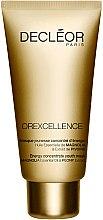 Profumi e cosmetici Maschera viso antietà 50+ - Decleor Orexcellence Energy Concentrate Youth Mask