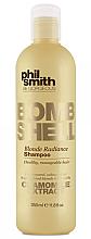 Profumi e cosmetici Shampoo illuminante per capelli biondi - Phil Smith Be Gorgeous Bombshell Blonde Radiance Shampoo
