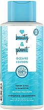 """Profumi e cosmetici Balsamo per capelli """"Alghe ed Eucalipto"""" - Love Beauty & Planet Marine Algae & Eucalyptus Conditioner"""