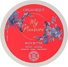 Profumi e cosmetici Olio per corpo - Organique My Pleasure Body Butter