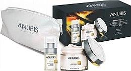 Profumi e cosmetici Set - Anubis Effectivity Beauty Ritual (cream/60ml+concentrate/15ml+bag)
