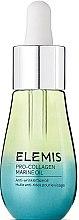 Profumi e cosmetici Olio per il viso - Elemis Pro-Collagen Marine Oil