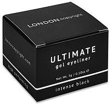 Profumi e cosmetici Eyeliner - London Copyright Ultimate Gel Eyeliner