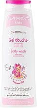 Profumi e cosmetici Gel doccia - Alphanova Kids Princesse Body Wash