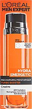 Profumi e cosmetici Fluido idratante - L'Oreal Paris Hydra Energetic X-Treme Taurine Boost Moisturizing Fluid